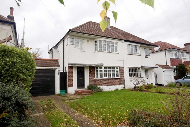 Thumbnail Semi-detached house for sale in Hayes Chase, West Wickham