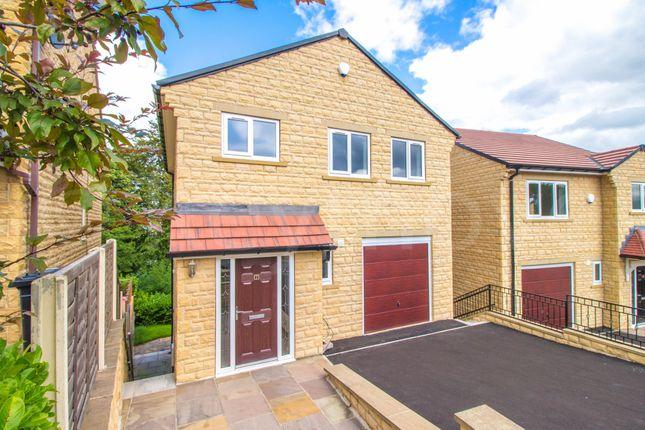 Thumbnail Detached house for sale in Plantation Fold, Oakworth, Bradford