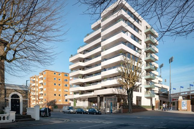 Thumbnail Flat for sale in Tate Residences, 1 Eaton Road, Hove, East Sussex