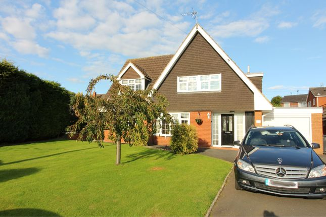 Thumbnail Detached house for sale in Redstone Drive, Bridgnorth
