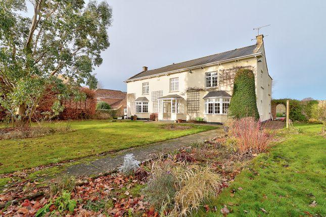 Thumbnail Farmhouse for sale in Adsborough, Taunton