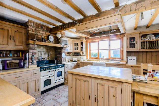 Thumbnail Equestrian property for sale in Kyme Road, Heckington Fen, Sleaford