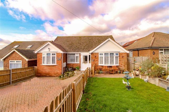 Thumbnail Detached bungalow for sale in St Helens Down, Hastings, East Sussex