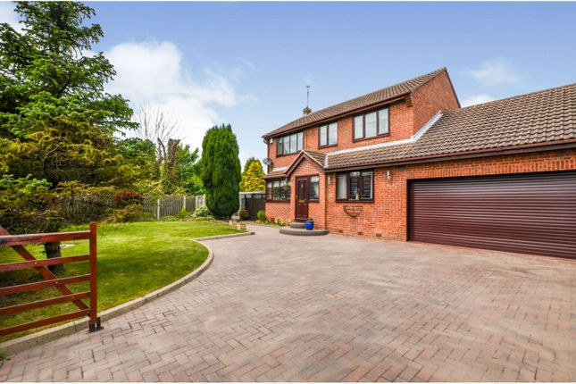 Thumbnail Detached house for sale in Worksop Road, Sheffield