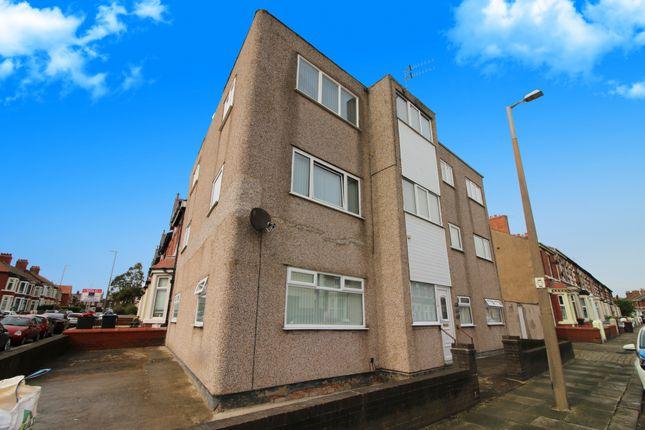 3 bed flat for sale in Harris Street, Fleetwood FY7