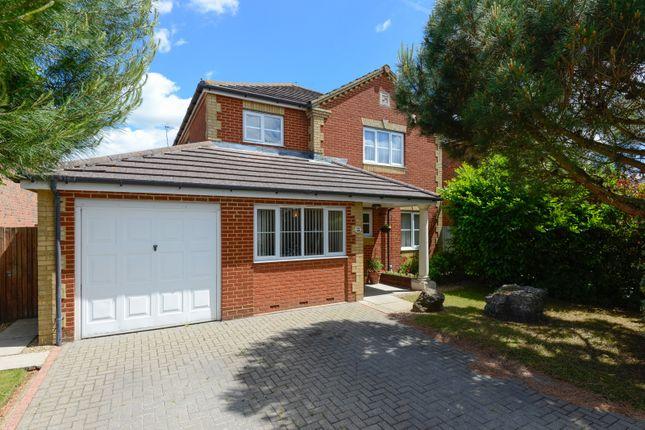 Thumbnail Detached house for sale in Burton Road, Kennington, Ashford