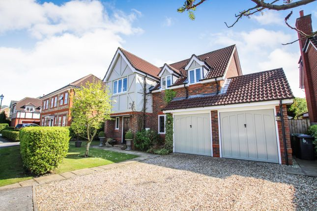Thumbnail Detached house for sale in Royal Chase, York