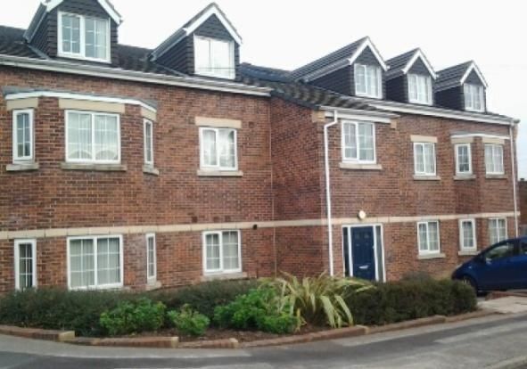 Thumbnail Flat to rent in Flat, Churchfield House, Wombwell, Barnsley