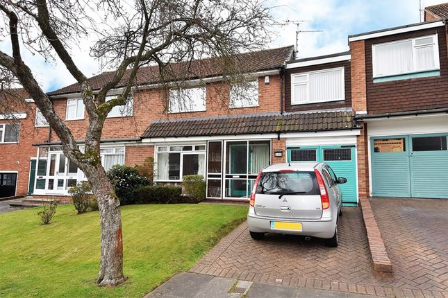 Thumbnail Town house for sale in Mulberry Road, Bournville, Birmingham