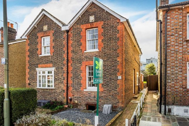 Thumbnail Semi-detached house for sale in West Road, Reigate