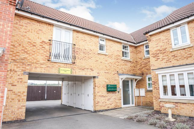Studio for sale in Mayflower Mews, Grantham NG31