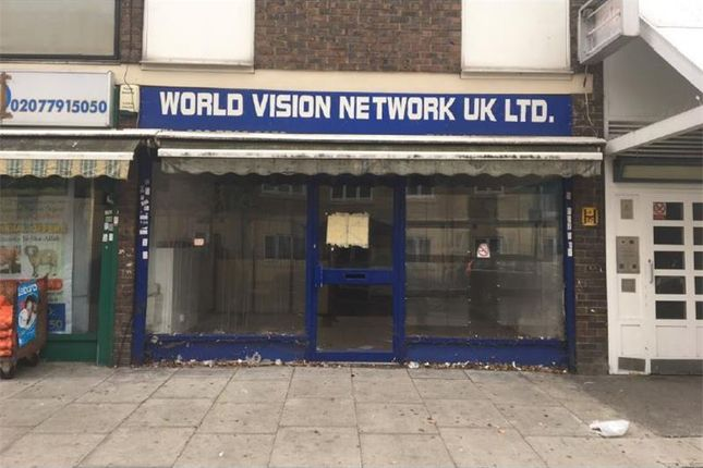 Thumbnail Commercial property to let in 7, Westport Street, London