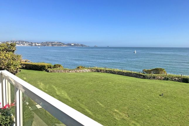 Thumbnail Flat for sale in Cliff House Cliff Road Paignton, Torquay
