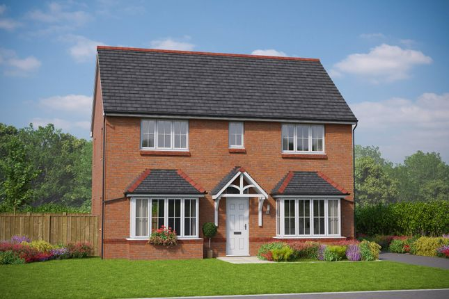 Thumbnail Detached house for sale in The Betws, Eastern Road, Willaston, Cheshire
