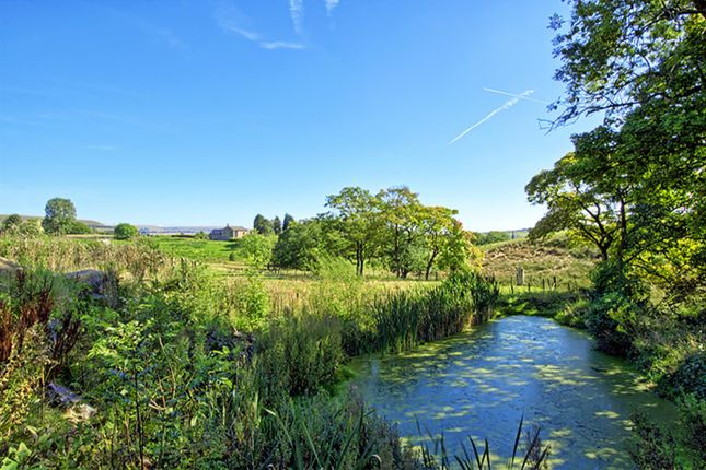 Pond.Png of Springbank, Greens Arms Road, Turton, Bolton BL7