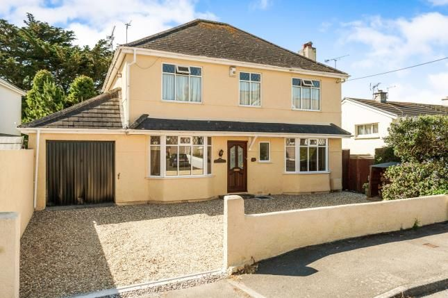 Thumbnail Detached house for sale in Torpoint, Cornwall, England