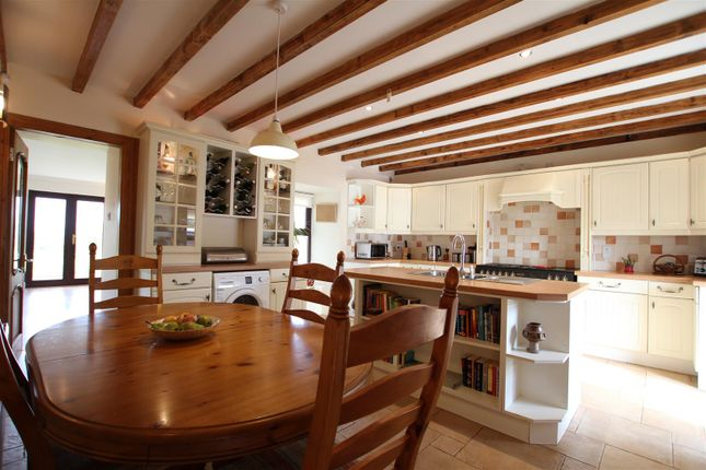 Dining/Kitchen of The Farmhouse, Blacktongue Farm, Greengairs, Airdrie ML6