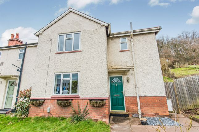 3 bed end terrace house for sale in Worcester Road, Kidderminster