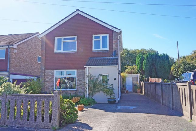 Thumbnail Detached house for sale in Penmaen Close, Carn Gethin, Cefn Hengoed