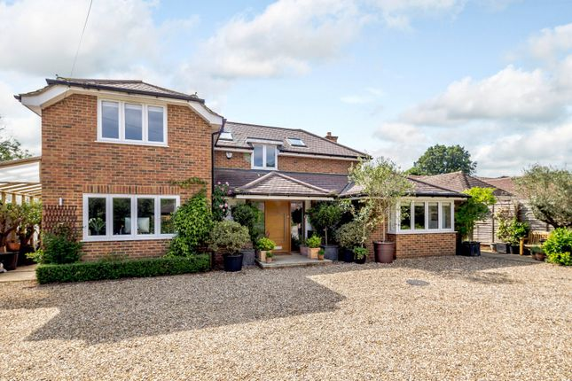 Thumbnail Detached house for sale in Brownfield Way, Wheathampstead, St. Albans, Hertfordshire