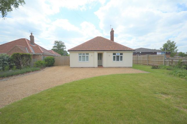 3 bed detached bungalow for sale in South Walsham Road, Acle NR13