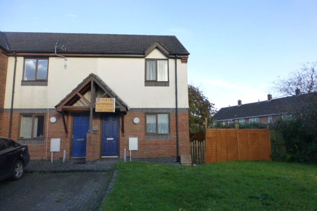 2 bed semi-detached house to rent in Burgess Meadows, Johnstown, Carmarthen SA31