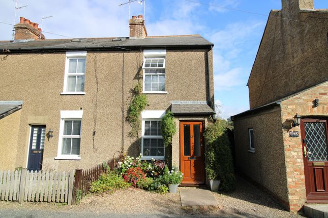Thumbnail End terrace house for sale in Warrengate Road, North Mymms