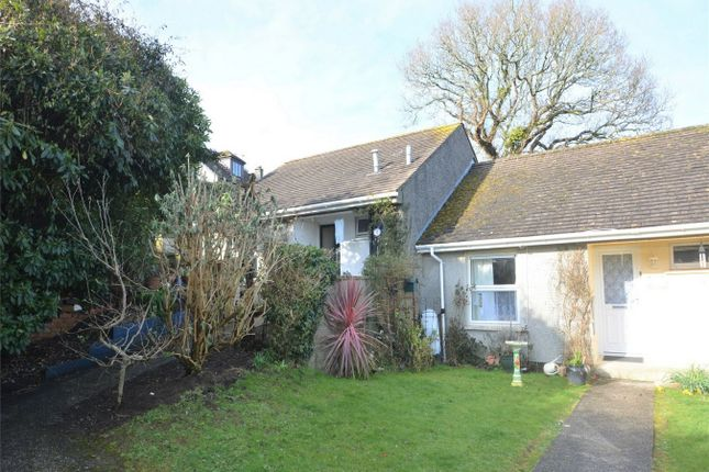 Thumbnail Terraced bungalow for sale in Budock Water, Falmouth, Cornwall