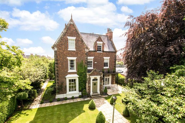 Thumbnail Detached house for sale in Queens Park Road, Chester