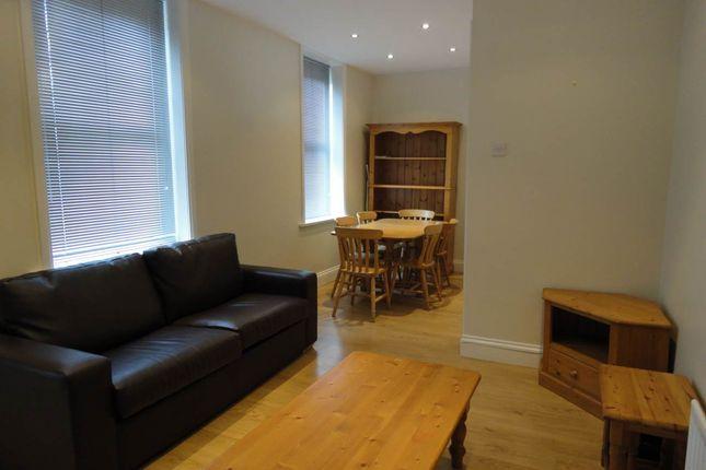 Thumbnail Maisonette to rent in Helmsley Road, Sandyford, Newcastle Upon Tyne
