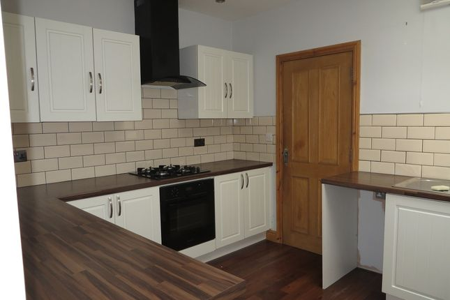 Thumbnail Terraced house to rent in Griffin Street, Griffin Street, Abertillery, Gwent