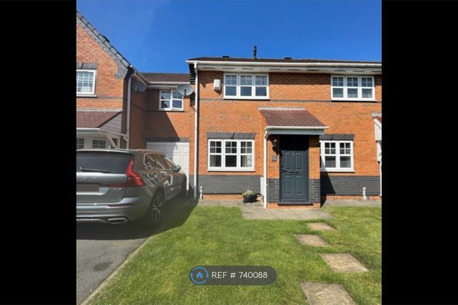 3 bed terraced house to rent in Langland Drive, Eccles, Manchester M30