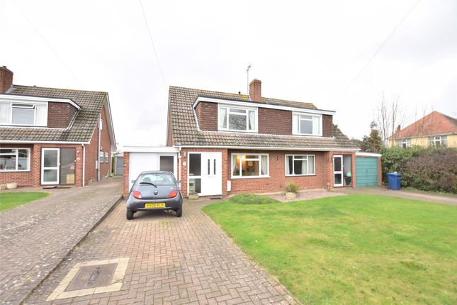 Thumbnail Semi-detached house for sale in Oldbury Orchard, Churchdown, Gloucester