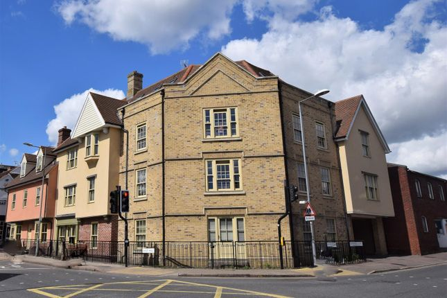 Thumbnail Flat to rent in Guildford Road, Colchester