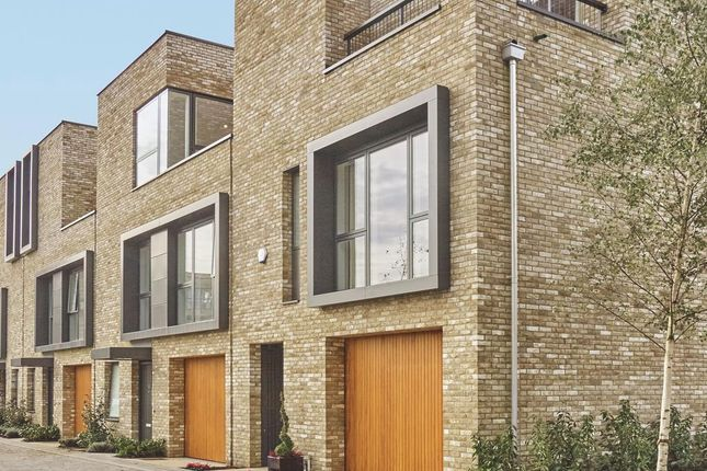 Thumbnail Town house for sale in The Rinaldi At Great Kneighton, Long Road, Cambridge