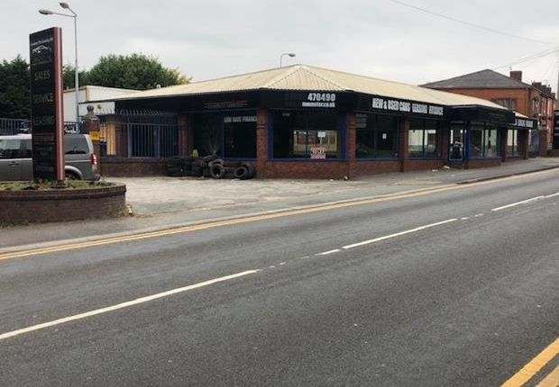 Thumbnail Commercial property for sale in 208 Wigan Road, Hindley, Wigan
