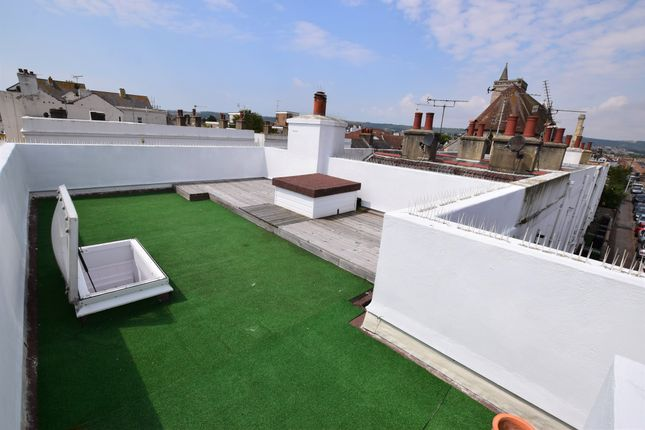 Roof Terrace of Warrior Square, Eastbourne BN22