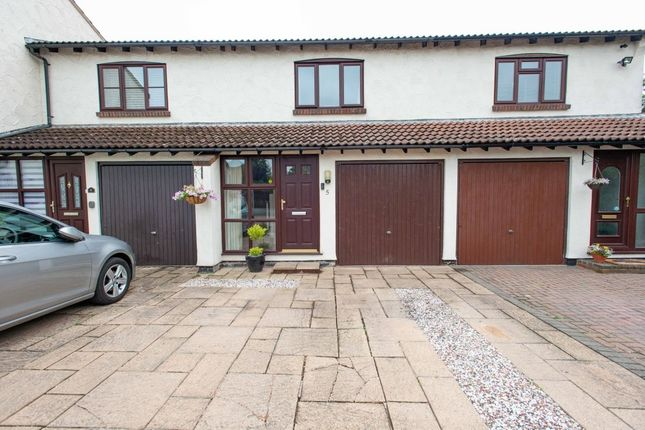 Thumbnail 3 bed terraced house for sale in Granville Mews, Sidcup