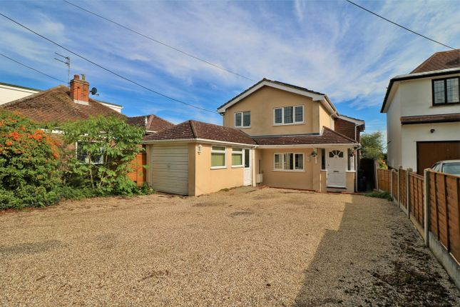 Thumbnail Detached house for sale in Belle Vue Road, Wivenhoe, Essex
