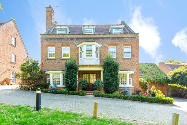 Thumbnail Detached house for sale in Hanover Place, Warley, Brentwood, Essex