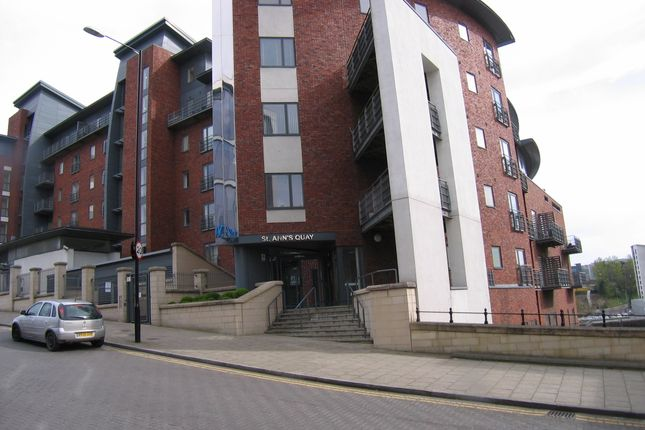 Thumbnail Flat for sale in St Anne's Quay, Newcastle Upon Tyne