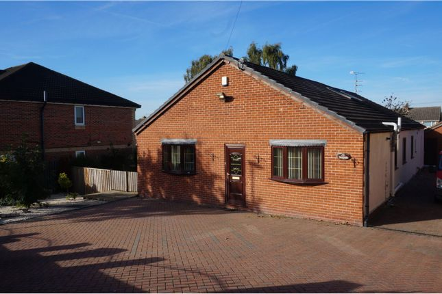 Thumbnail Detached bungalow for sale in Lund Avenue, Burton Grange Barnsley