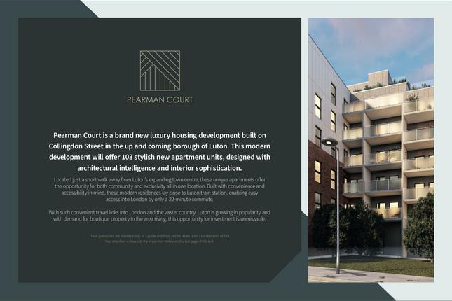 Details  of Pearman Court, Luton LU1