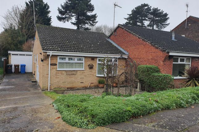2 bed semi-detached bungalow for sale in Wigmore Close, Ipswich IP2