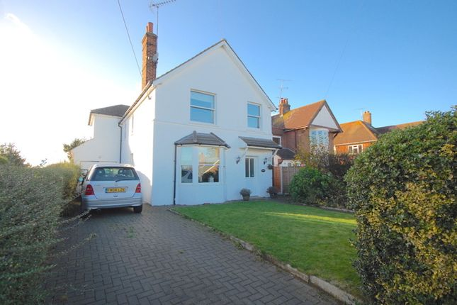 Thumbnail Detached house for sale in Station Road, Hatfield Peverel, Chelmsford