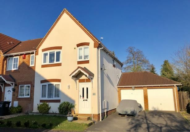 Thumbnail End terrace house for sale in Staplegrove, Taunton, Somerset