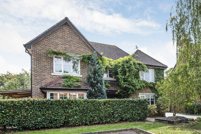 Thumbnail Detached house for sale in West Meads, Horley, Surrey