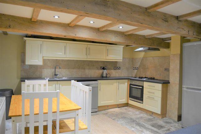 Dining Kitchen of Station Lane, Golcar, Huddersfield HD7