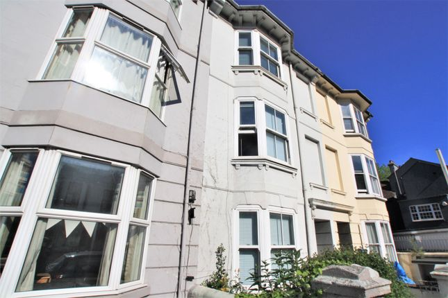 Thumbnail Terraced house to rent in Beaconsfield Parade, Beaconsfield Road, Brighton