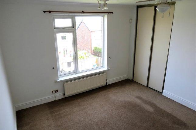Master Bedroom of Carlton Terrace, Easington Village, County Durham SR8